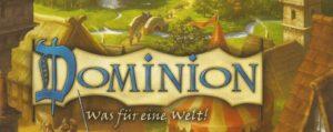 Spiel des Jahres 2009: Dominion bei unserem regelmäßigen Spieleabend