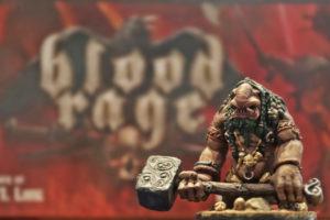 Miniaturen bemalen Blood Rage