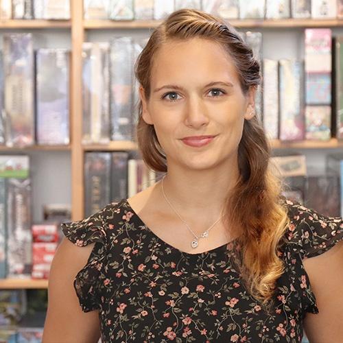 Julia Thiemann Brettspielgeschäft Berlin