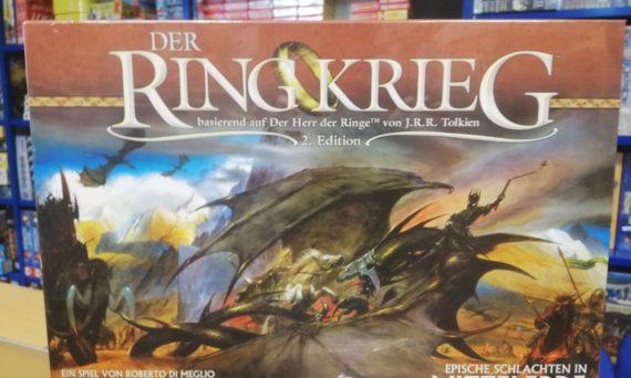 Der Ringkrieg - Der Herr der Ringe