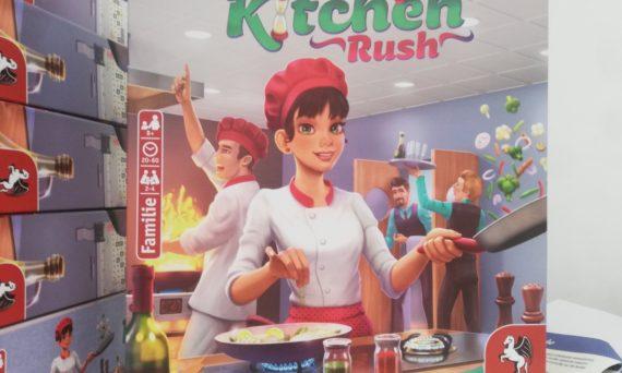 Pegasus Händlertag 2019: Kitchen Rush