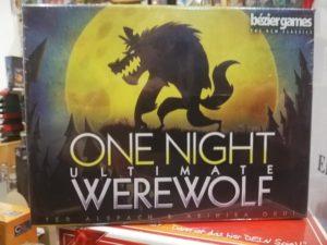 One Night Ultimate Werwolf