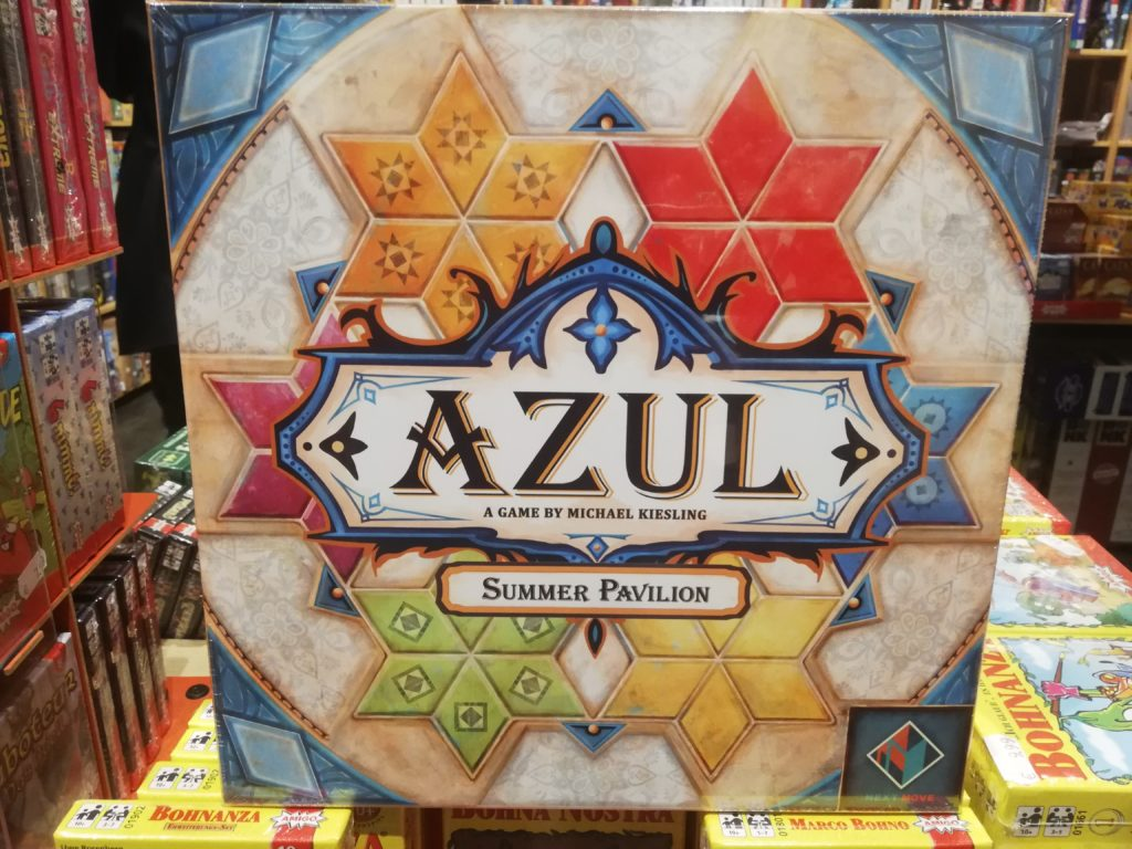 Azul - Summer Pavilion