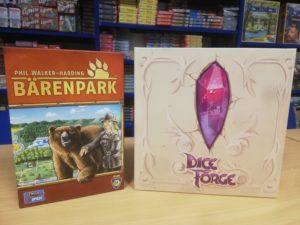 Bärenpark und DiceForge