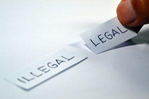 Legal - illegal - scheißegal
