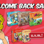 Welcome Back Sales!