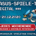 Pegasus-Spiele-Tage Digital 2020