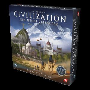 Wieder im Spiel in Berlin: Civilization Ein Neues Zeitalter - Terra Incognita