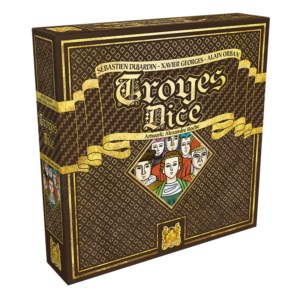 Troyes Dice