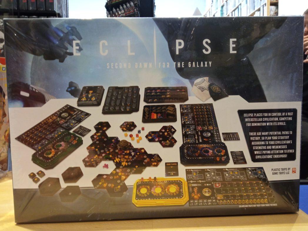 Eclipse Übersicht