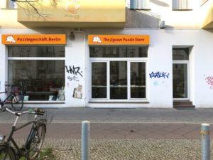 Puzzlegeschäft.Berlin Ausgespielt 2020! Ein Blick zurück