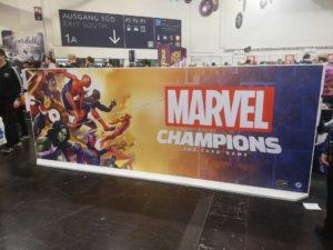 Marvel Champions Was für ein turbulentes 2021