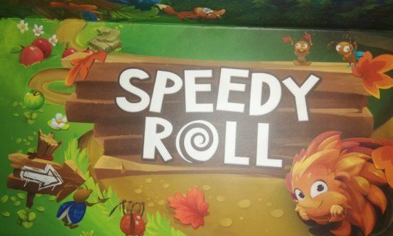 Speedy Roll - Ein spannendes Igel-Rennen
