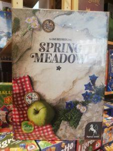 Spring Meadow Was für ein turbulentes 2021