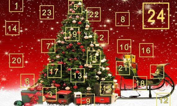 Adventskalender für eine rätselhafte Vorweihnachtszeit